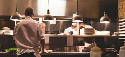 Tips for Working in a Kitchen