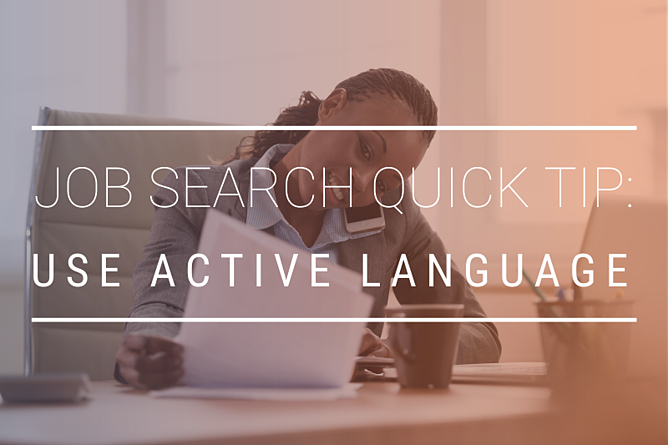 JOB SEARCH QUICK TIPS  (5)