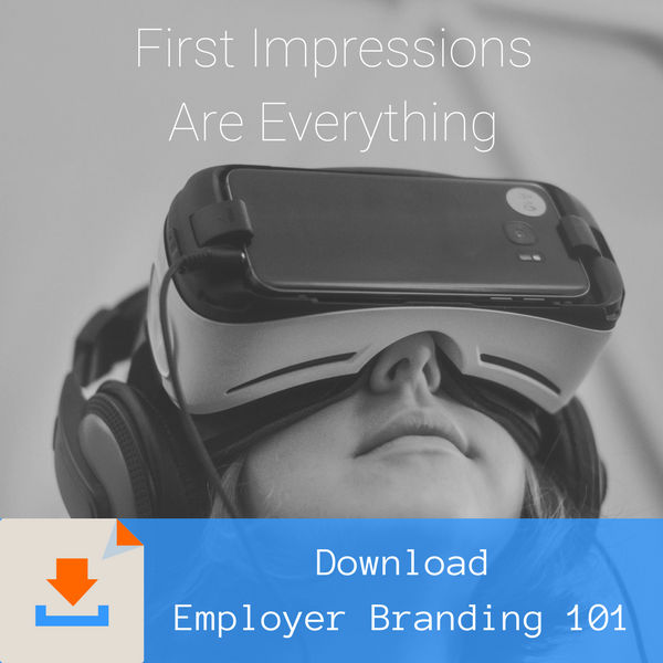 First impressions are everything. How many job applicants are researching your company?